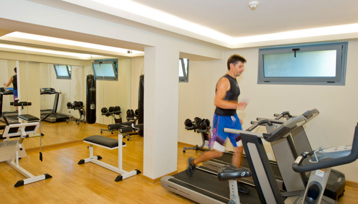 Hanioti Village Resort Gym
