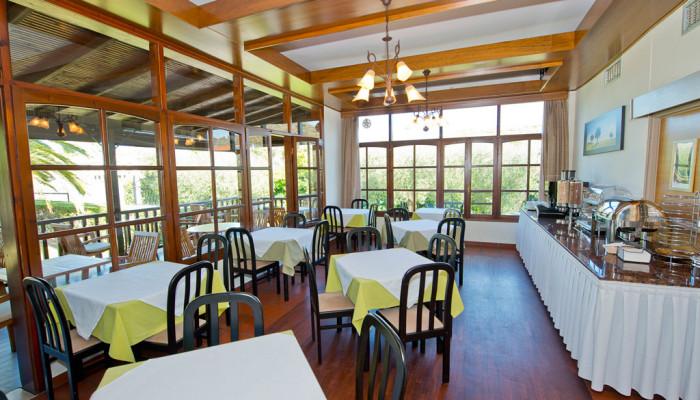 Restaurant at Hanioti Village Resort