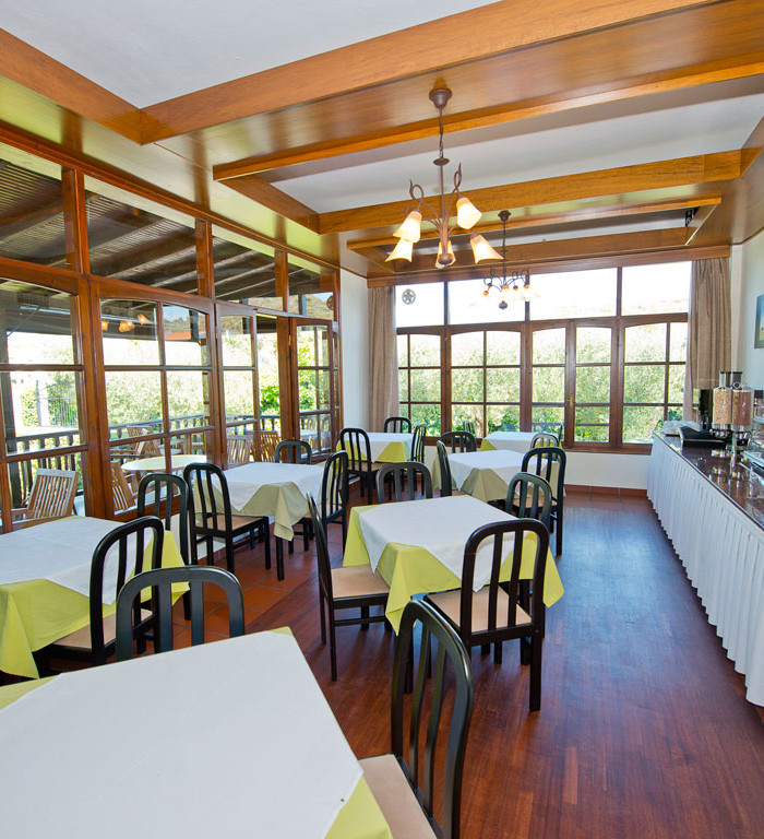Restaurant at Hanioti Village Resort