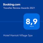 booking travelers award 2021